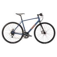 Triban Rc 120 Flat Bar Disc Road Bike - Blue