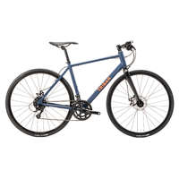 Decathlon Triban Rc 120 Flat Bar Disc Road Bike - Blue